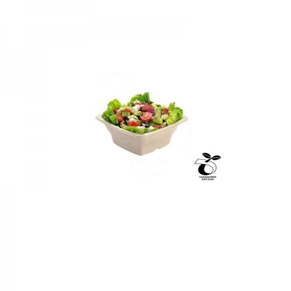Salade carré pulpe de canne à sucre
