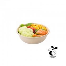 Salade rond pulpe de canne à sucre